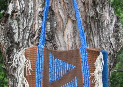 Tapestry Wool Bag