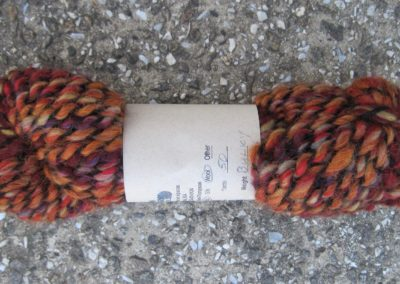 Vivian's stained glass yarns