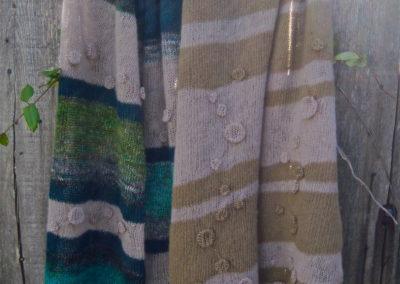 Airey Knit Shawls
