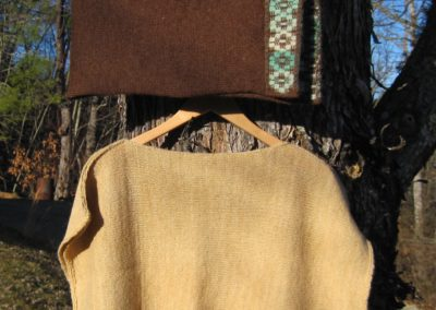 Knit Capelets